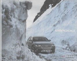 2013 Audi ALLROAD sales brochure catalog US 13 quattro A4 - $12.00