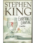 VINTAGE 2002 Stephen King Everything's Eventual Hardcover Book - $49.49