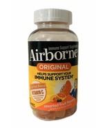 Airborne Immune Support Supplement Original Assorted Fruit 75 Gummies Vi... - $24.70