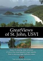 GreatViews of St. John, USVI - $26.09