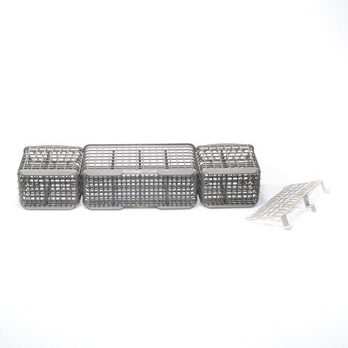 W10807920 WHIRLPOOL Dishwasher silverware basket - $27.07