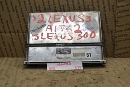 2005 Lexus IS300 Engine Control Unit ECU 8966153440 Module 377-8e5 - $69.76