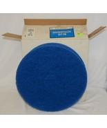 Premiere PAD4016BLU Blue Floor Scrubbing Pad 16 Inch 5 Pack - $25.65