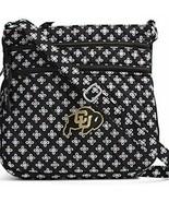 Vera Bradley Colorado Buffaloes Triple Zip Bag NWT - $34.65
