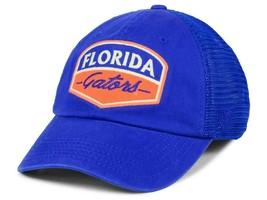 Florida Gators Mens TOTW Society Adjustable Trucker Hat Cap - OSFM - NWT - $14.49