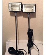 New Two 150W Halogen Spot Lights for Trade Show Display - $54.95