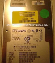 Rare Seagate ST34348A 4.3GB 3.5in IDE Drive Tested Good Free USA Shipping