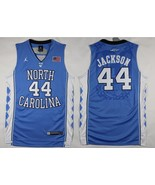 NWT Justin Jackson North Carolina Jersey #44 TarHeels Blue Throwback Jer... - $26.66