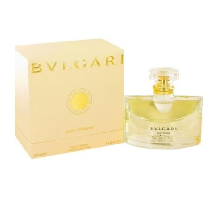 Bvlgari pour femme perfume 3.4 oz edt spray