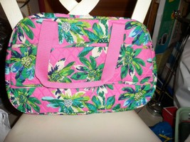 Vera Bradley Compact Travel Bag in Tropical paradise NWT - $44.00