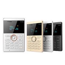 iFcane E1 0.96-inch Long Standby Bluetooth GSM Ultra Thin Mini Card Mobi... - $26.46