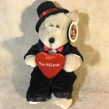 Starbucks 2002 Bearista Be Mine Valentine  - $11.87