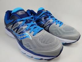 Saucony Omni 16 Running Shoes Women's Size US 11 M (B) EU 43 Silver S10370-1