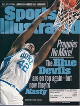 Sports Illustrated Magazine February 22, 1998 Preppies No More! The Blue... - $4.99