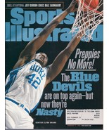 Sports Illustrated Magazine February 22, 1998 Preppies No More! The Blue... - $2.50