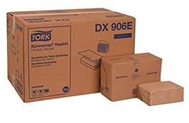 Tork DX906E Universal Xpressnap Interfold Single-Ply Dispenser Napkin, N... - $84.01