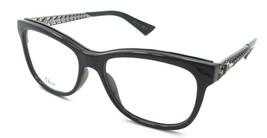 Christian Dior Eyeglasses Frames Diorama O1 F00 53-16-145 Blue / Dark Ruthenium - $196.00