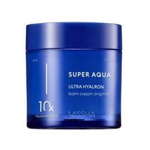 [MISSHA] Super Aqua Ultra Hyalron Cream - 70ml  (2021New) / Korea Cosmetic - $35.46