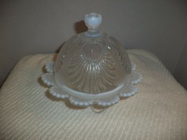 French Opalescent Butter Dome  - $29.99