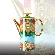 Versace by Rosenthal Coffee Pot 1,20 l / 40.5 Oz Jungle Animalier NEW - $623.70