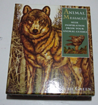 Animal Messages Cards & Book Set - Susie Green // Tarot Cards - $12.00