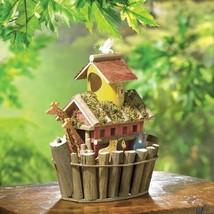 Noah's Ark Birdhouse - $29.00