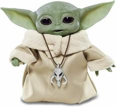 Star Wars The Child Animatronic Edition Baby Yoda, The Mandalorian Child Toy - $73.95