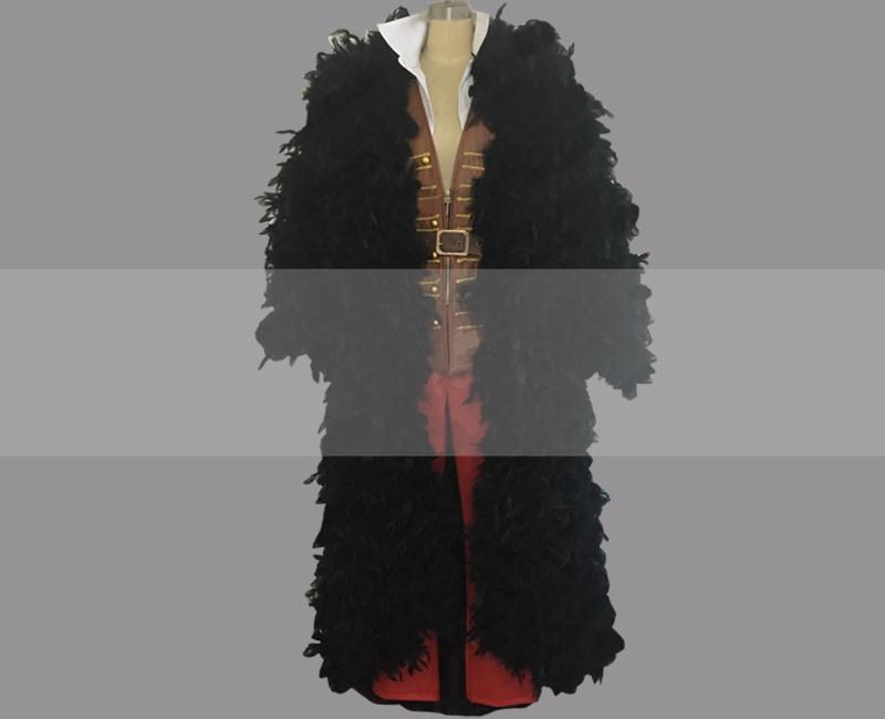 One piece film z sanji cosplay costume for sale