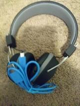 JLab Audio - Neon Wireless On-Ear Headphones - Black - $20.66