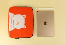 AllNewFrame Indifferent Bear iPad Laptop Protective Sleeve Pouch Bag Cover Case  image 6