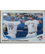 Baseball Card- Edwin Encarnacion 2013 Topps #310 - $1.00