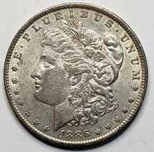 1886O MORGAN SILVER $1 DOLLAR Coin Lot# 519-28