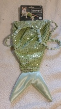 Bootique Mermaid Cat Costume, One Size Fits All - $10.00