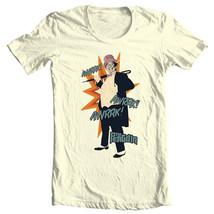 The Penguin T-shirt Bat-Man villain vintage TV show Burgess Meredith cotton tee image 2