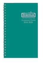 House of Doolittle 2019-2020 Weekly Academic Planner Assignment Book, Br... - $5.63