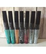 Amuse Glitter Eye Liner Multiple Colors X8 New - $11.26