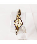 Vintage Ladies Watches Benrus 14K Gold Watch with Expandable Straps - $183.82