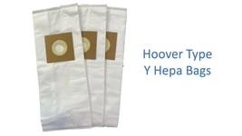 Hoover WindTunnel Type Y Bags Y Hepa Bags 4010100Y Type Z Tempo Hepa Fil... - $7.87+