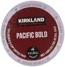 Kirkland Pacific Bold K-Cups, 100 Count