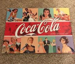 Coca-Cola 2016 Wall Calendar - $7.99