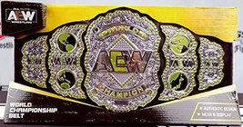 Ringside AEW World Championship - Toy Wrestling Belt by Jazwares Wicked Cool Toy - $34.65