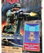 G.I. Joe - Audie Murphy Medal Of Honor Recipient - $65.00