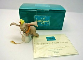 """WDCC 11K412830, Dumbo, """"When i see an elephant Fly"""", Dumbo & Timothy Mou... - $33.74"""