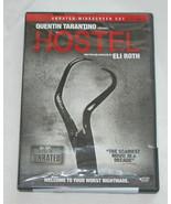 Hostel DVD, 2006, non Évalué Edition, Horreur, Jay Hernandez, U.S.A - $9.21