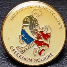 Operation Sourire, Initiative des Agents de la Paix, Quebec, Canada Lape... - $3.49