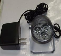 Coast LED-Lenser 7953 Dot Spot Triplex Floodlight 3x White LED Power Chi... - £16.71 GBP