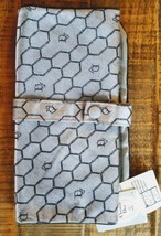 CHRISTIAN DIOR Jewel Roll Organizer Sac w/3 Zip Pockts Flat or Hang image 1