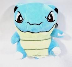 Nintendo GameFreak Pokemon Blastoise Kamex Novelty Plush Stuffed Animal ... - $16.08