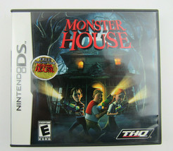 Monster House (Nintendo DS, 2006) Complete - $17.95