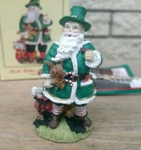 The International Santa Claus Collection  Irish Father Christmas Ireland... - $16.83